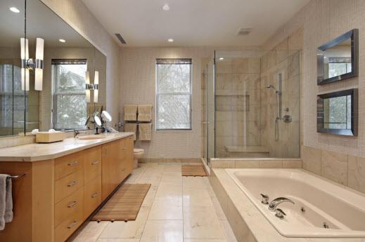bathroom remodeling | valentine home improvement